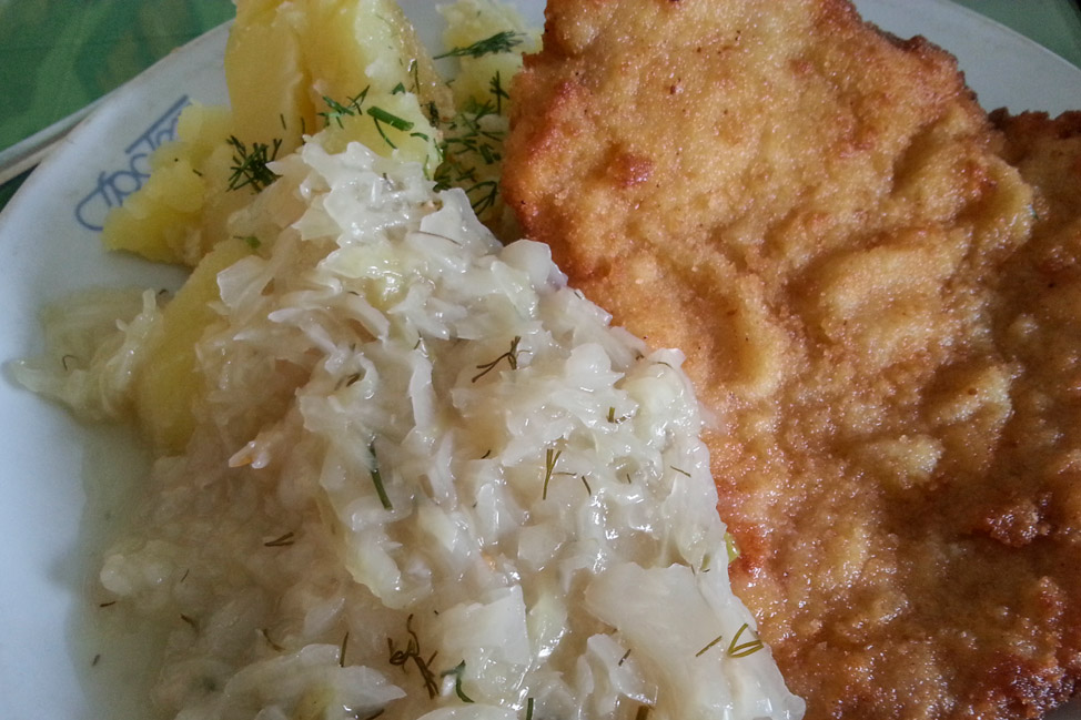 Pork Cutlet and Potatoes