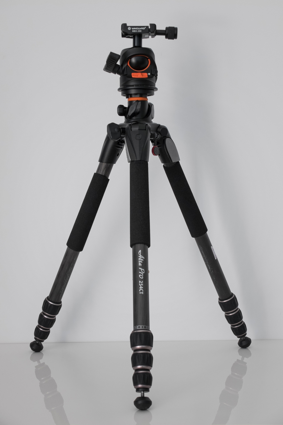 Vanguard Tripod and Head