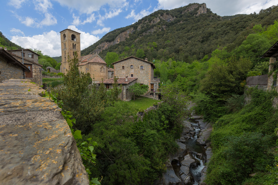 Beget, Catalonia