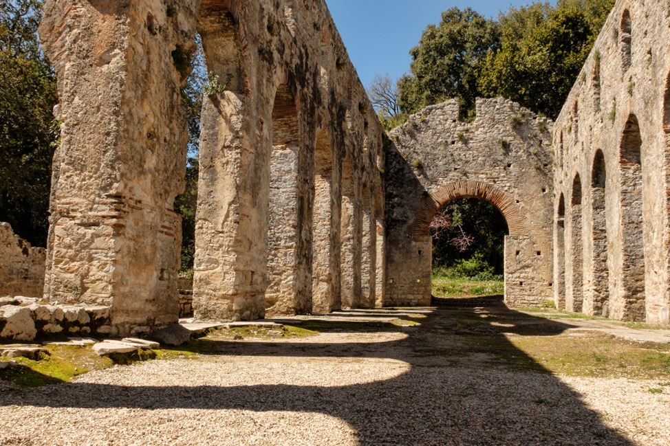 Butrint Shadows