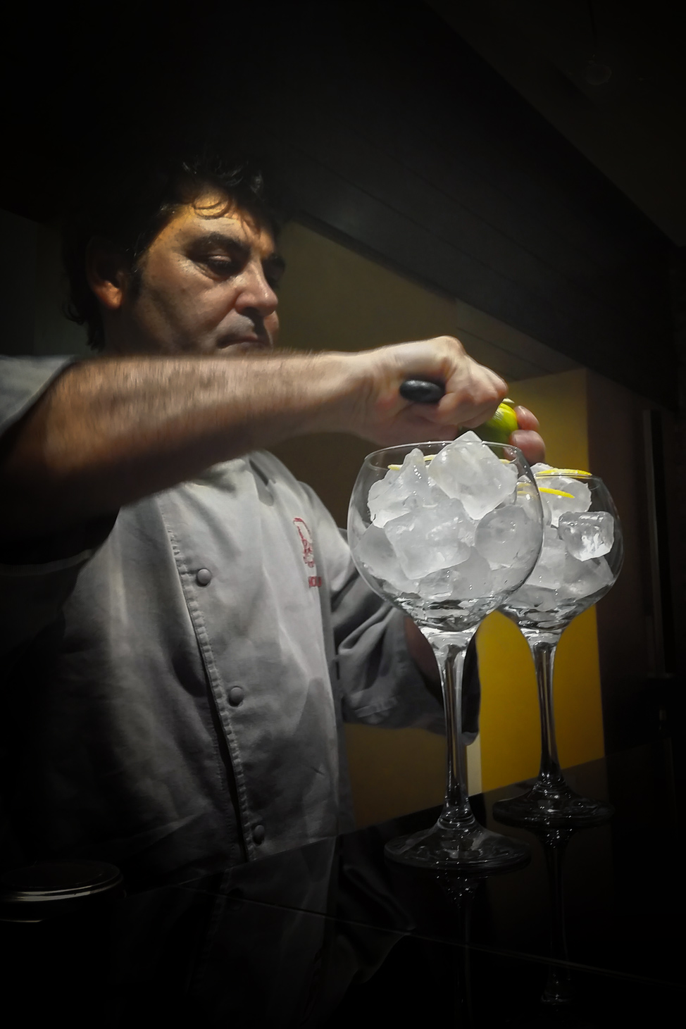 Gin and Tonic Master