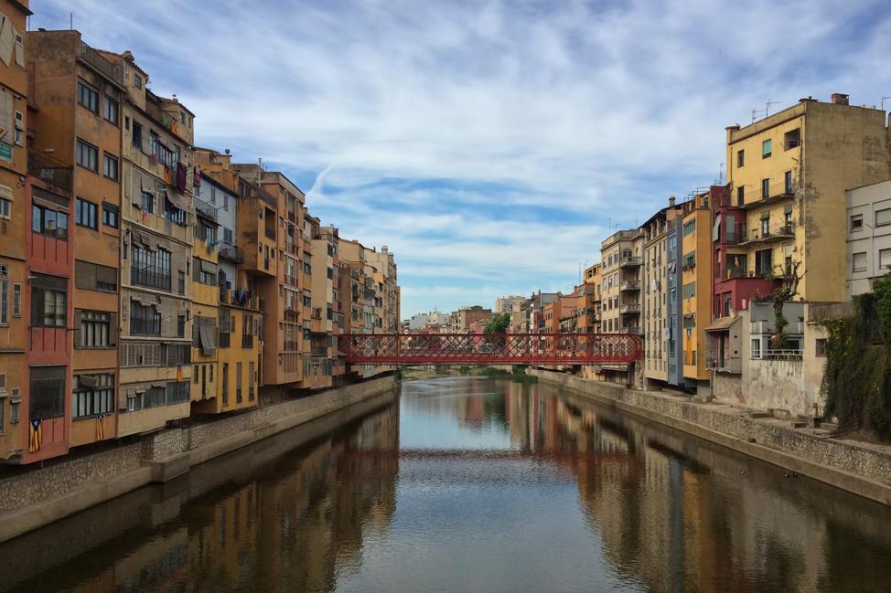Girona-Spain-River-Oryan