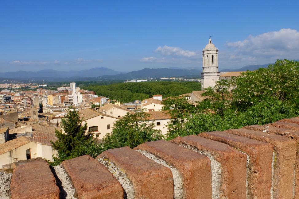 Girona-Spain-Walls