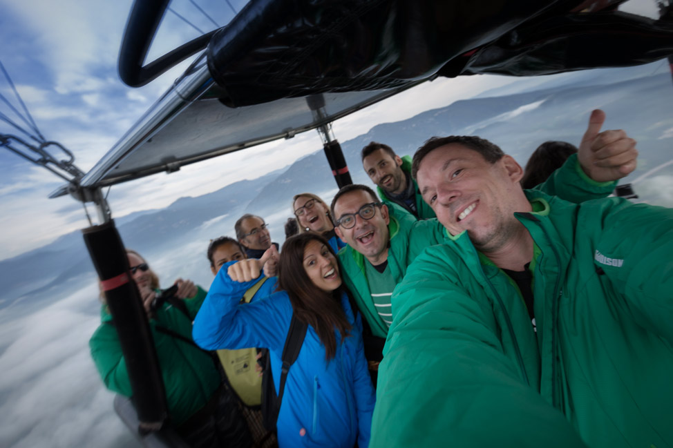In Pyrenees Crew