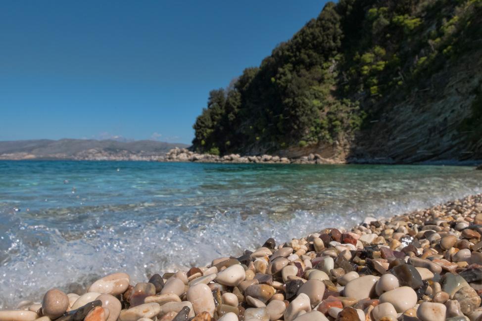 Monastery Beach Stones