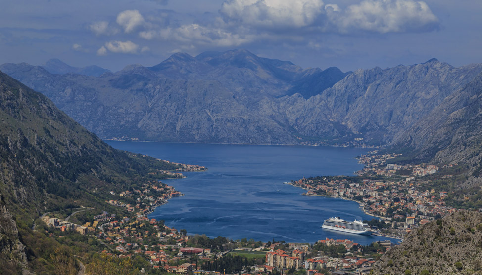 Kotor Panoramic