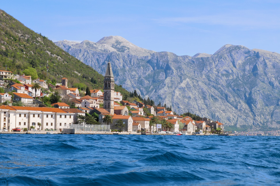 Perast Silky Waters
