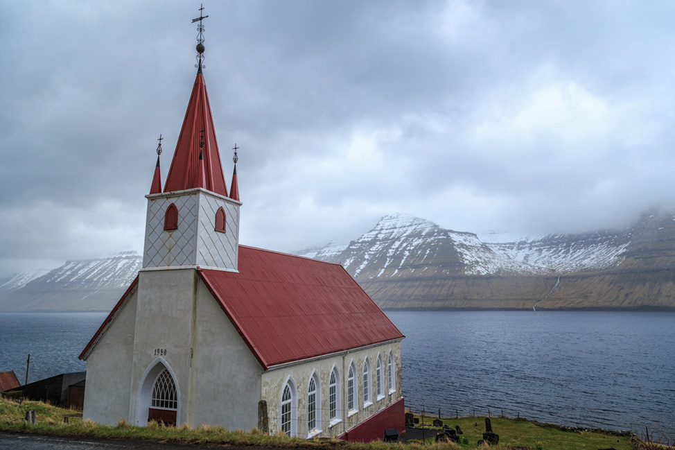 Church in Húsar