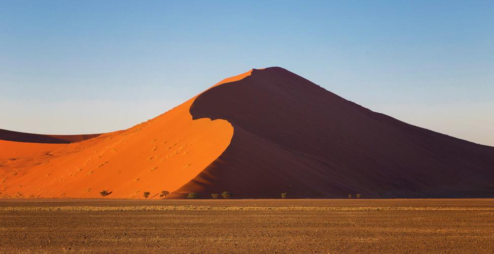 Big Sand Pile Sossusvlei