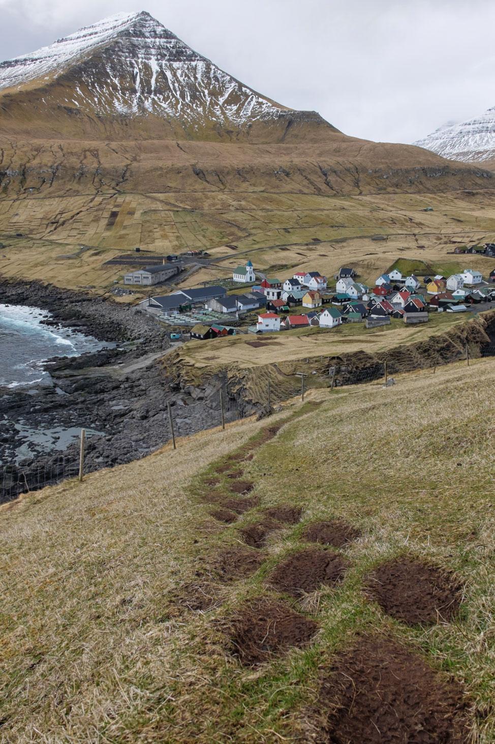 Gjøgv view