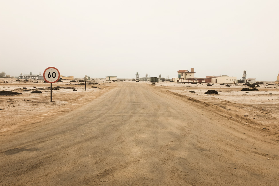 Skeleton Coast Town