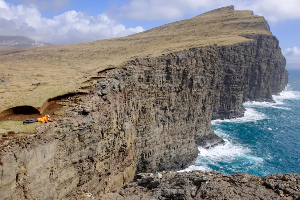 Sørvágsvatn Cliffs