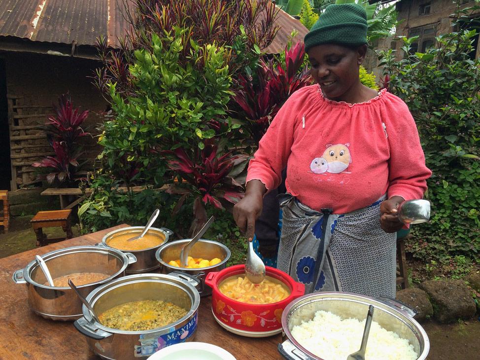 Tanzania Kitchen
