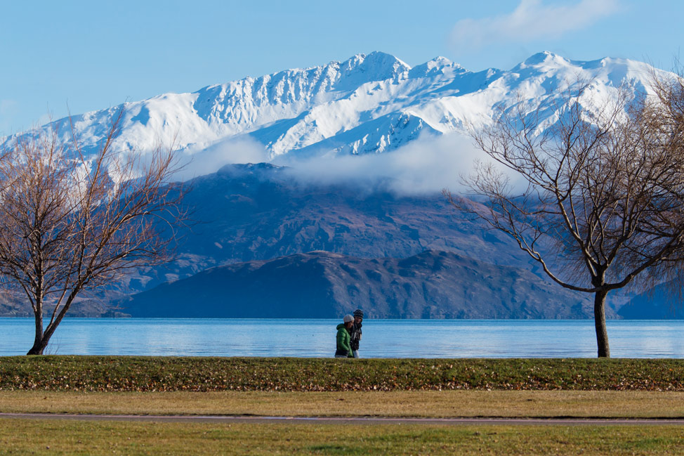 Wanaka in Winter