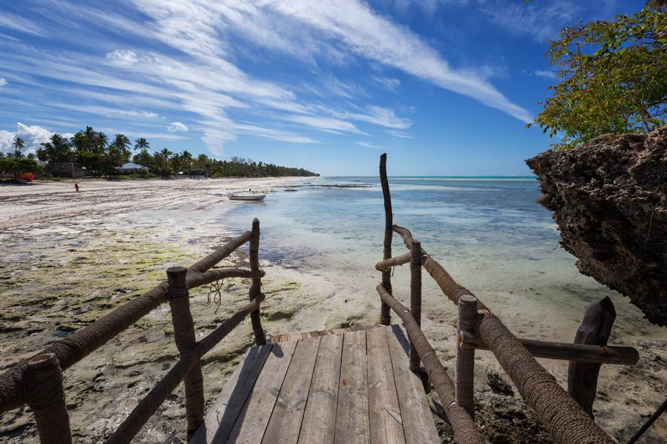 Zanzibar Jetty