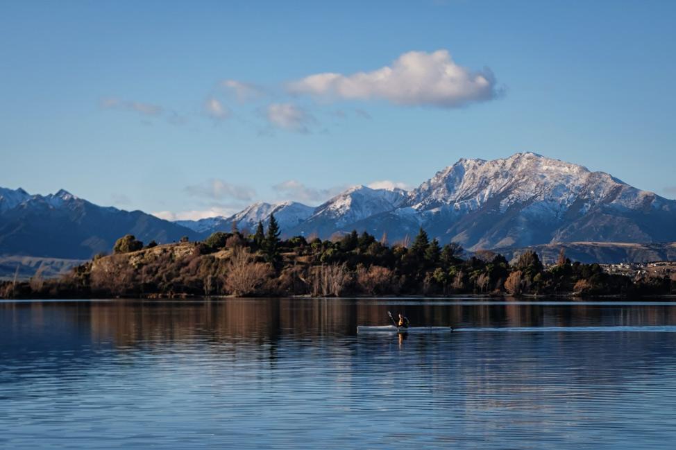 Lake Wanaka Kayak