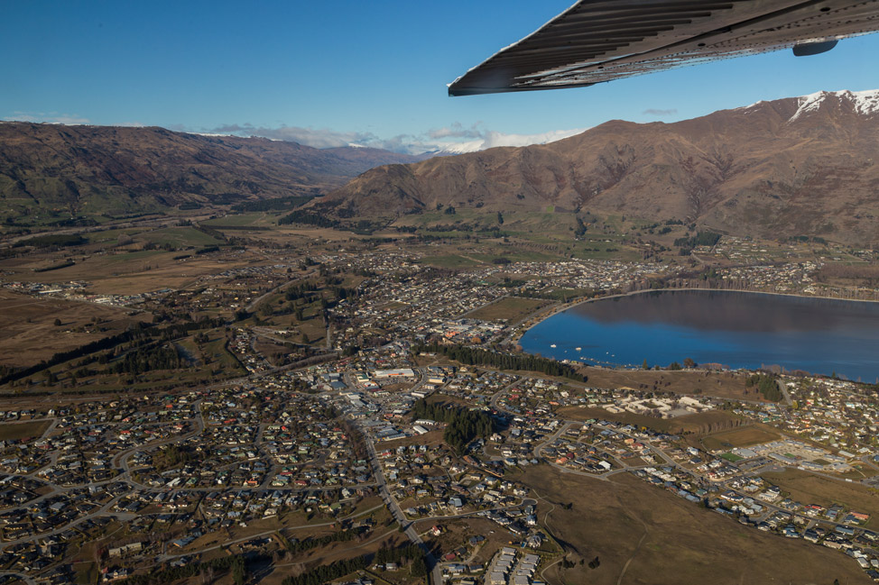 Over Wanaka
