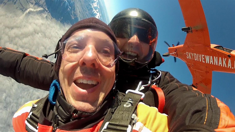 Skydive Wanaka Feature