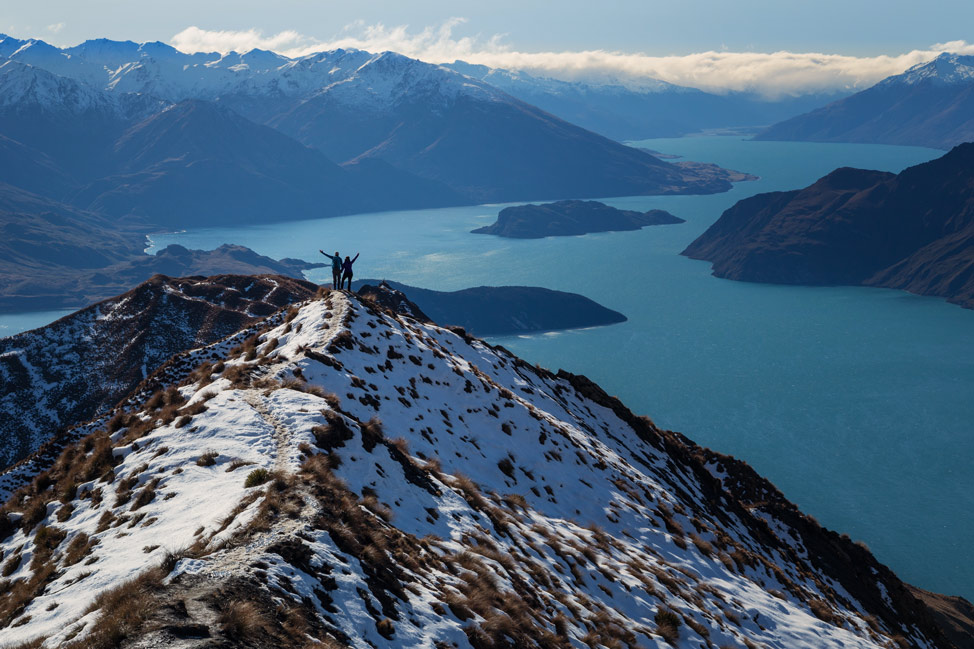 Roys Peak Wanaka New Zealand