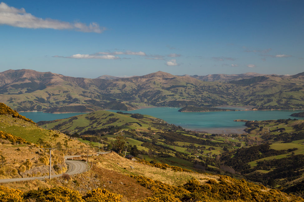 Akaroa Summit Road