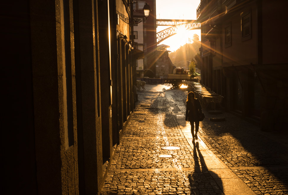 Porto Morning Light