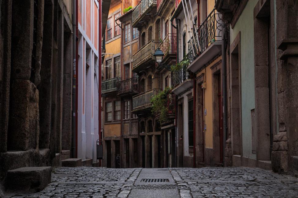 Porto Back Streets