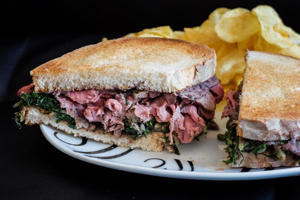 Sin Sandwiches