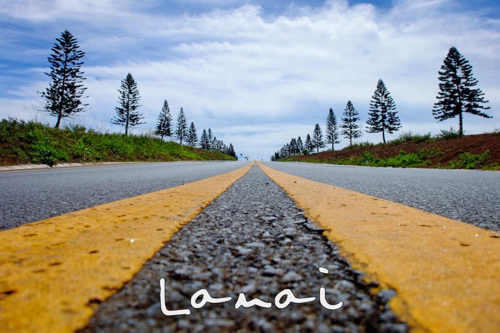 Lanai Postcard