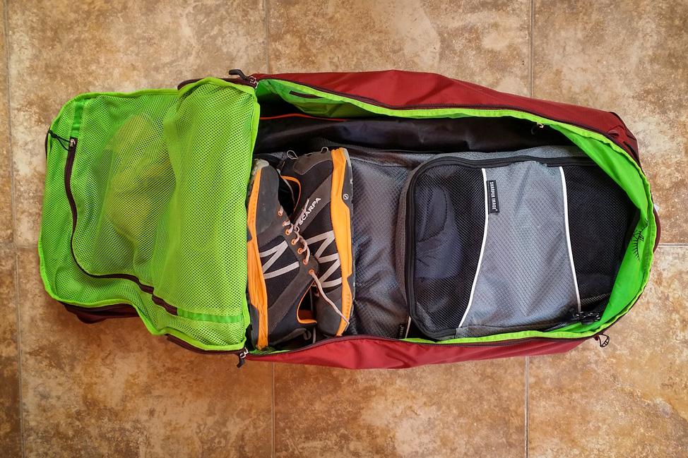 Osprey Ozone Packed
