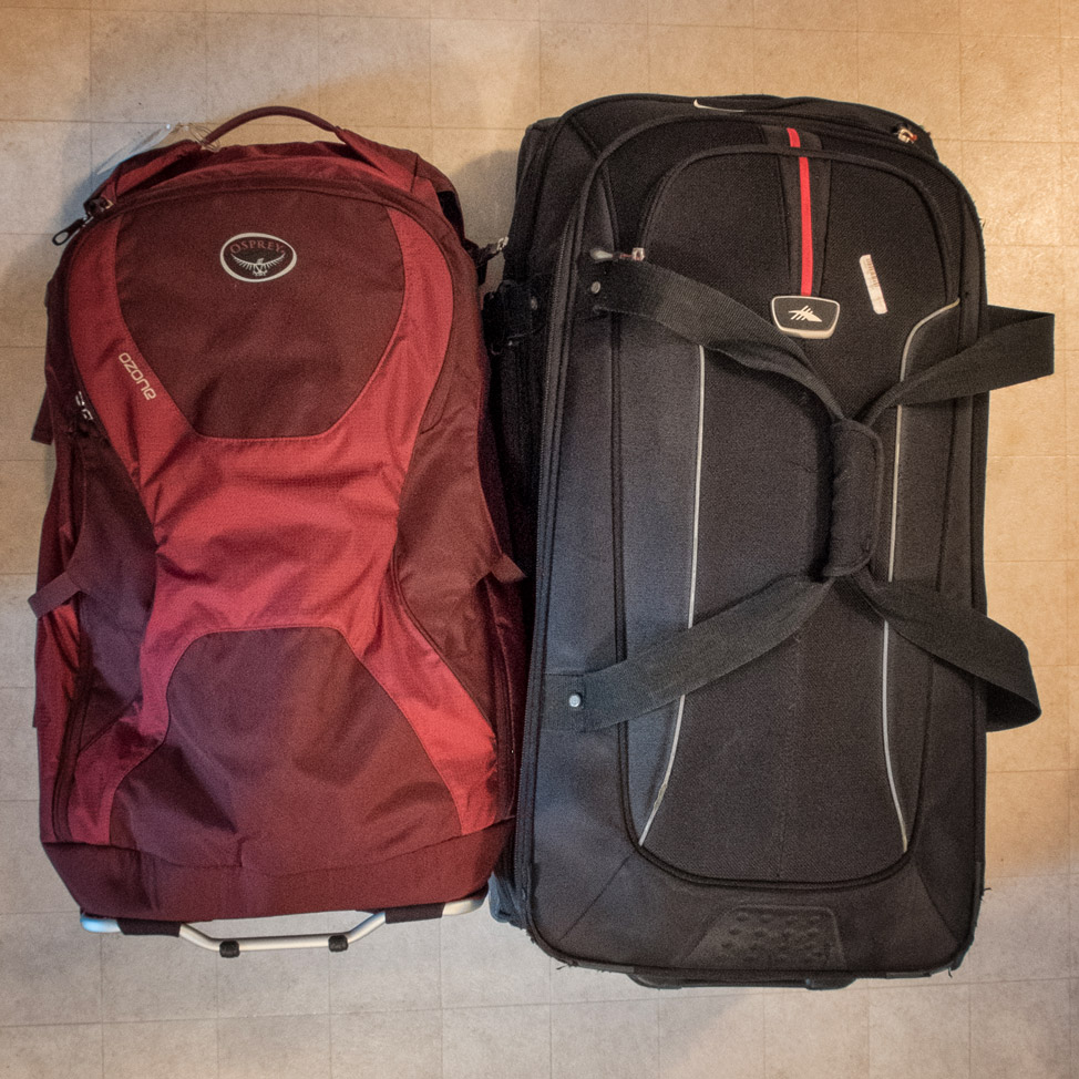 Advice From the Packrat Backpacker - Hecktic