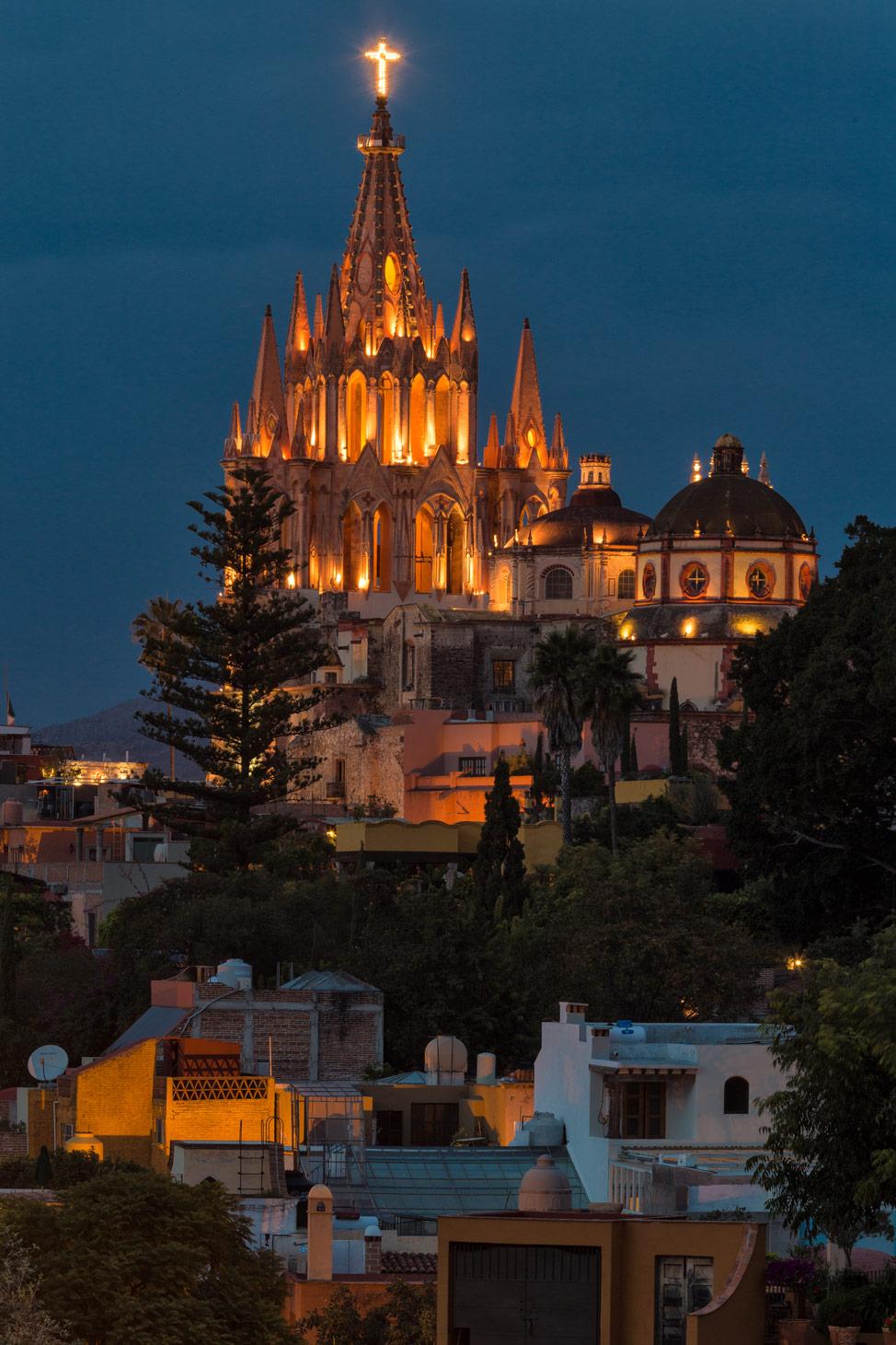 La Parroquia San Miguel de Allende - Rosewood Lounge