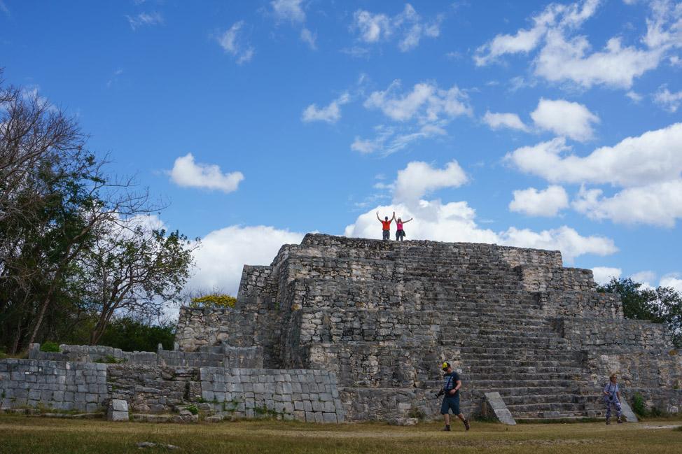 Dzibilchaltun Ancient Ruins