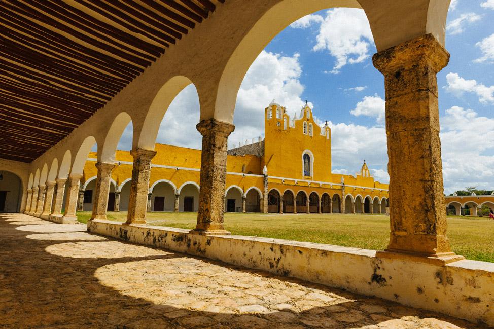Izamal Monastery