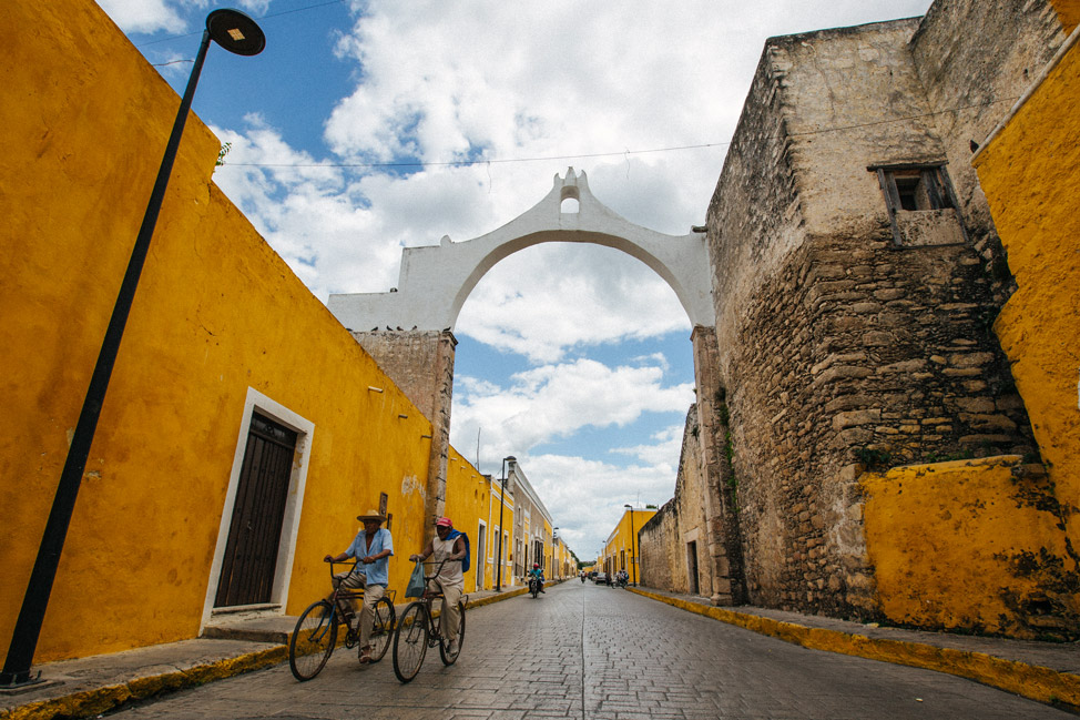 Izamal Yellow City