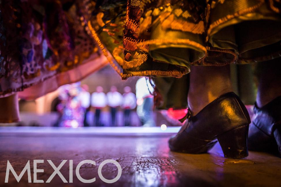 Dancing San Cristobal