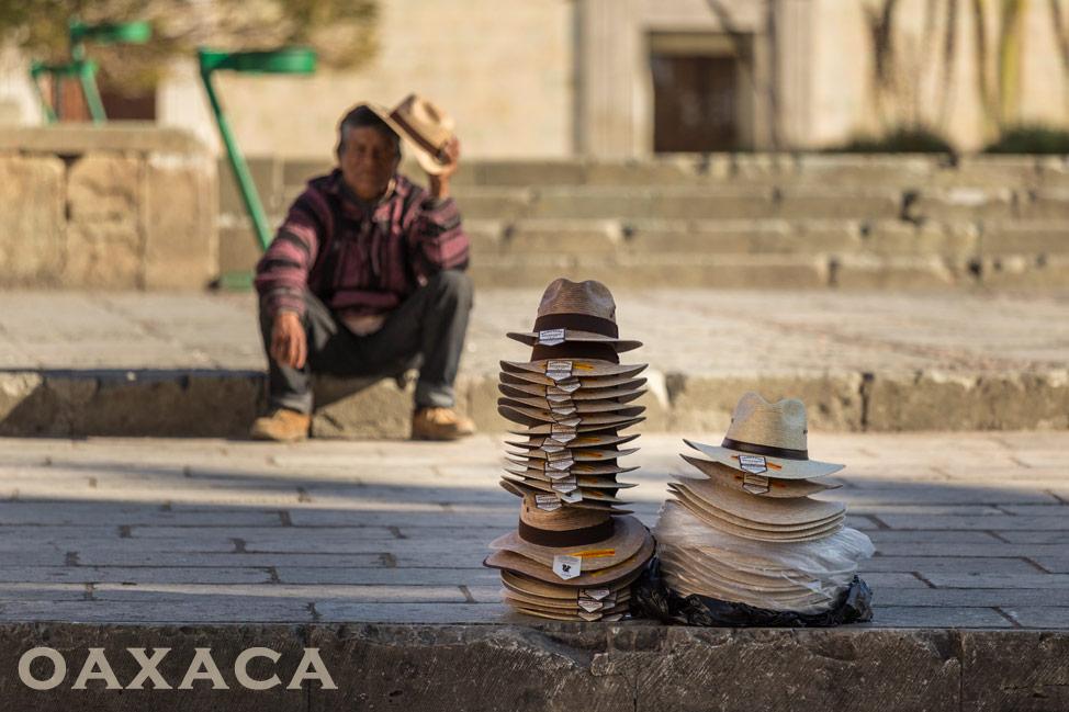Oaxaca-Hat-Salesman