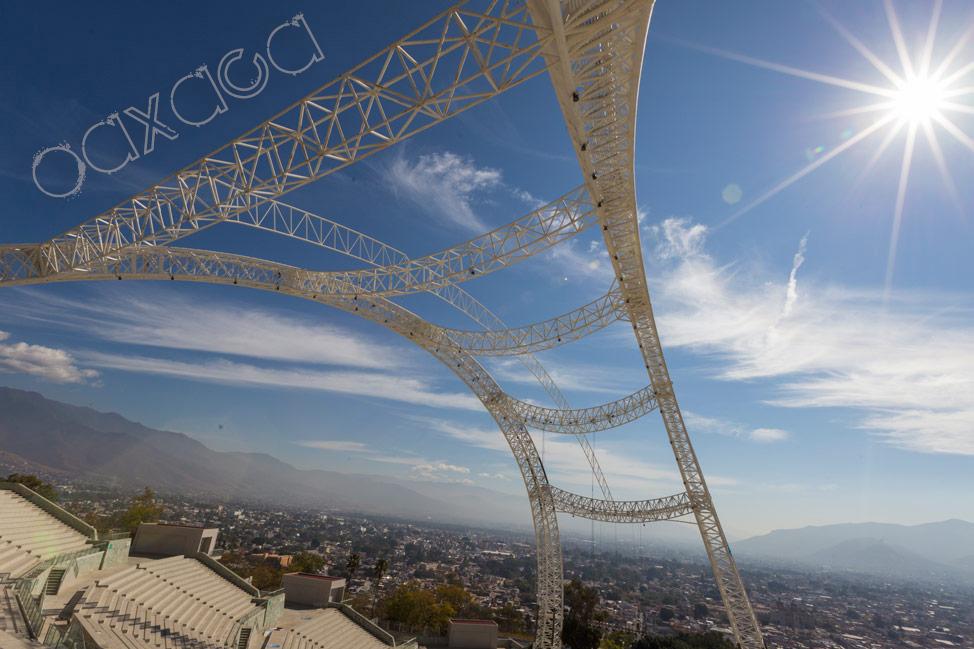 Oaxaca from Above