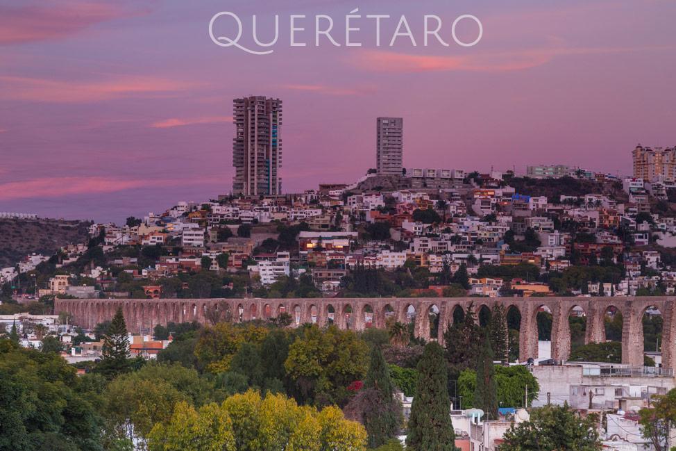 Querétaro Sunset