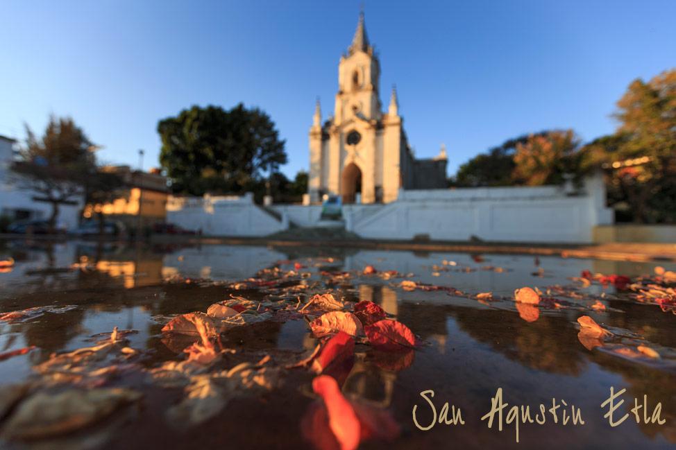 St. Agustin Etla Reflection