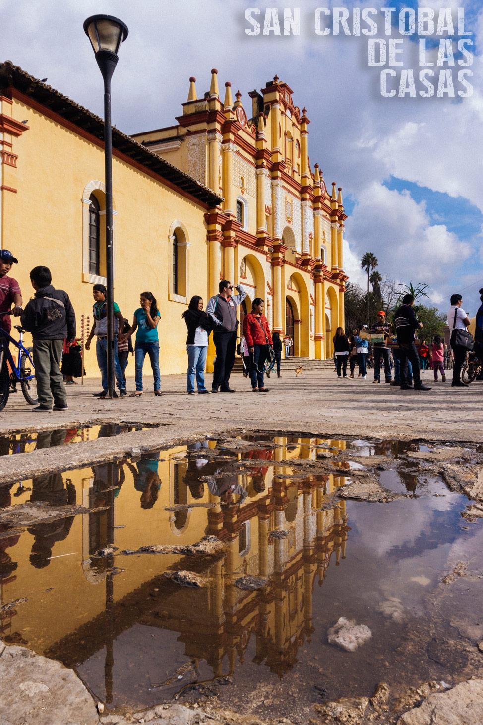 San Cristobal Reflections
