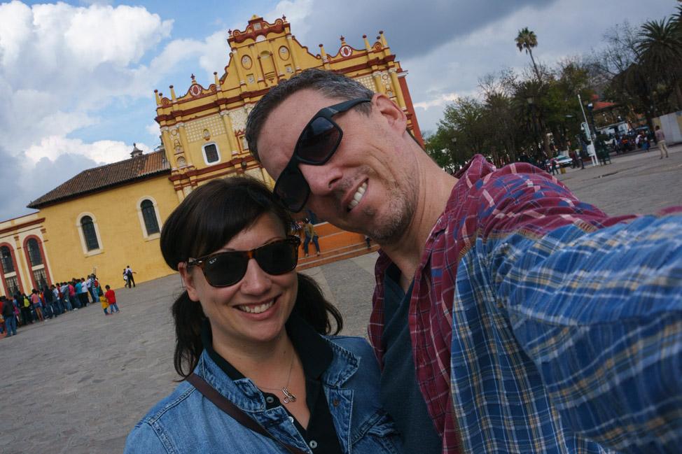 Selfie Chiapas