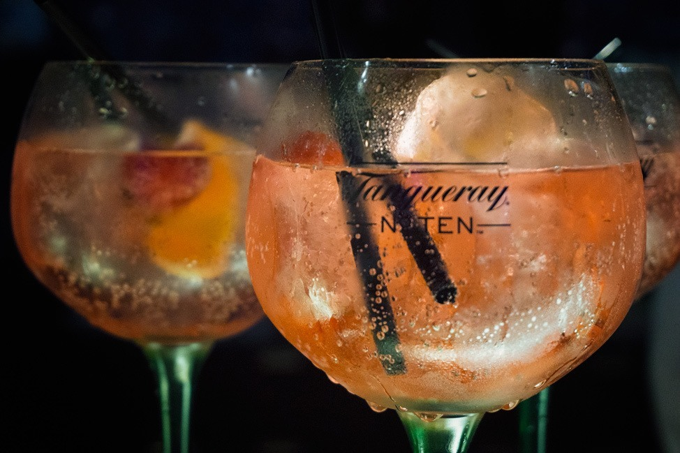 Gin and Tonic Girona Style