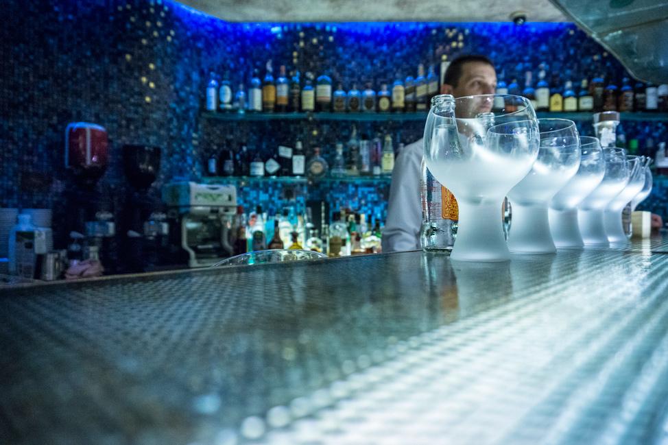 Indigo Gin Bar