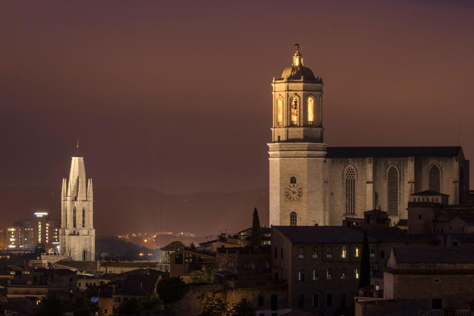 Girona-Nightscape