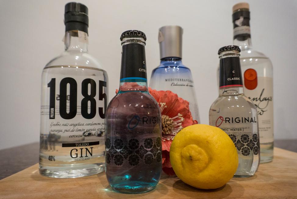 Gin Selection