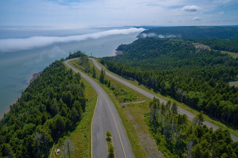 Fundy Parkway - New Brunswick
