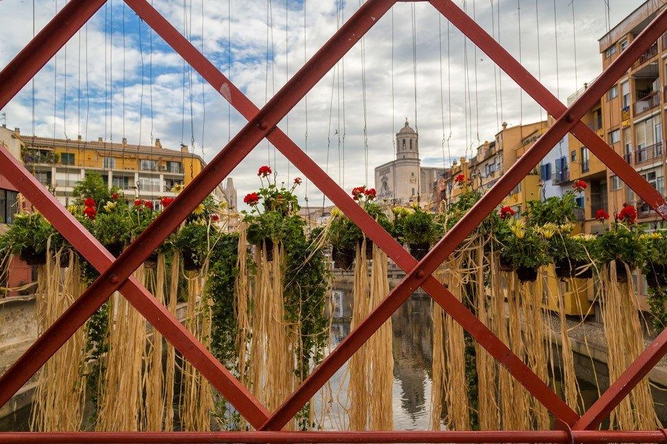 Temps de Flors Iron Bridge