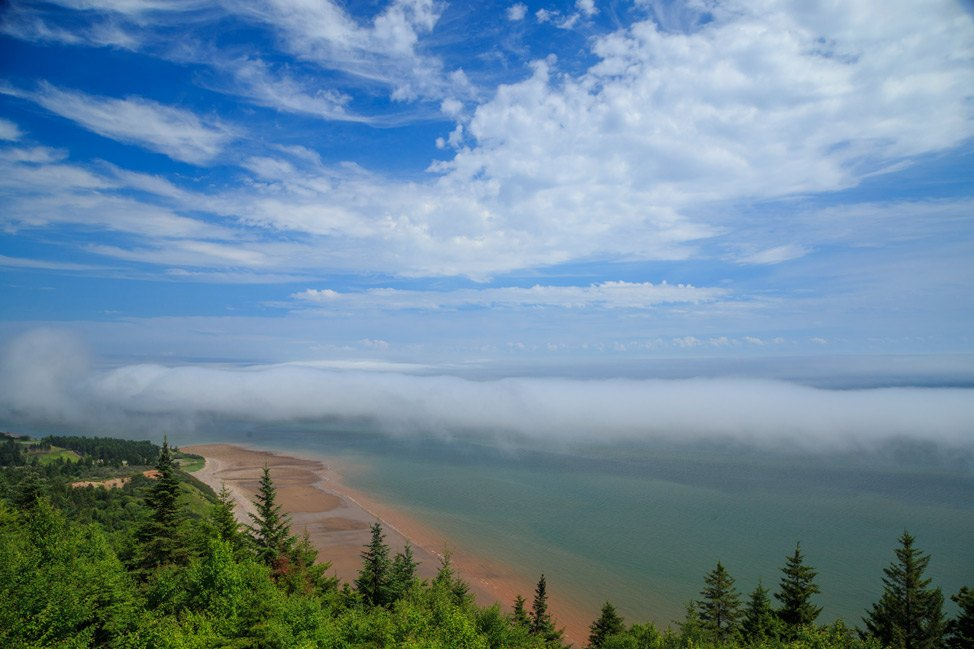 Long Beach - Bay of Fundy