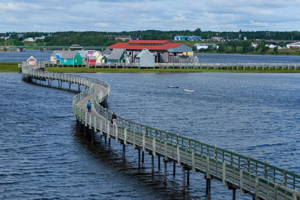 Pays de la Sagouine - New Brunswick