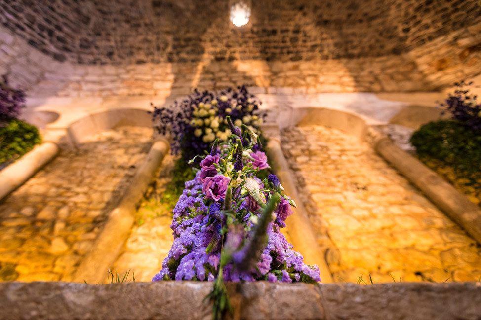 Temps de Flors Exhibit Arab Baths